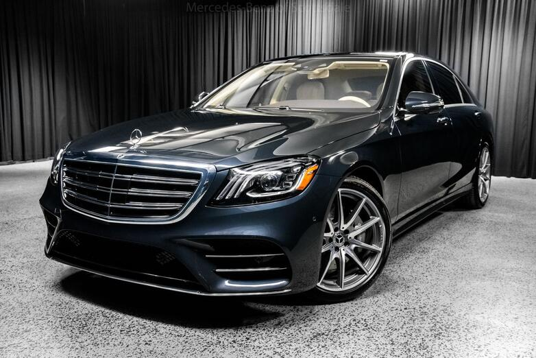 2018 Mercedes-Benz S 450 Long wheelbase Peoria AZ