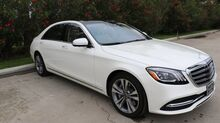 2018_Mercedes-Benz_S_450 Long wheelbase_ San Juan TX