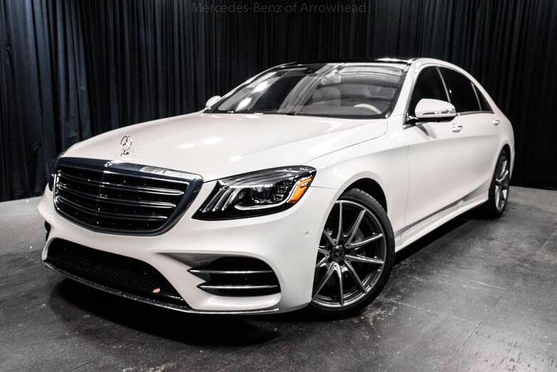 2018 Mercedes-Benz S 450 Long wheelbase Scottsdale AZ