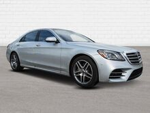 2018_Mercedes-Benz_S_450 Long wheelbase 4MATIC®_ Lexington KY