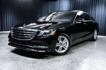 2018 Mercedes-Benz S 450 Long wheelbase 4MATIC®