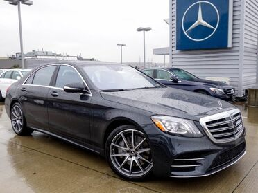 2018_Mercedes-Benz_S_450 Long wheelbase 4MATIC®_ Seattle WA