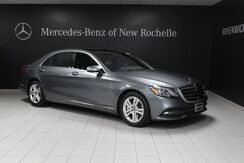 2018_Mercedes-Benz_S_450 Long wheelbase 4MATIC®_ New Rochelle NY