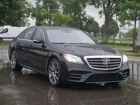 2018_Mercedes-Benz_S_4504MATIC®_  Novi MI