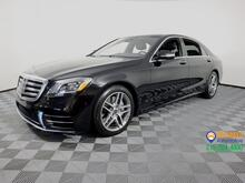 2018_Mercedes-Benz_S_560 - 4Matic_ Feasterville PA