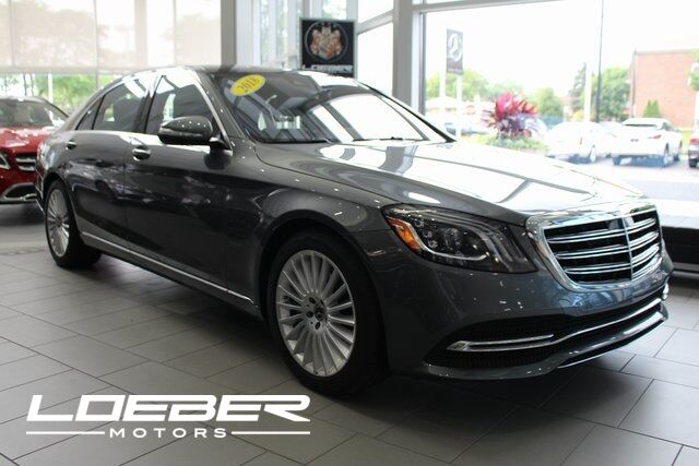 2018 Mercedes-Benz S 560 4MATIC® Sedan Lincolnwood IL