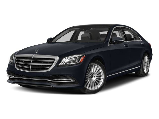 2018 Mercedes-Benz S 560 4MATIC® Sedan Morristown NJ
