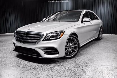 2018_Mercedes-Benz_S_560 4MATIC® Sedan_ Peoria AZ