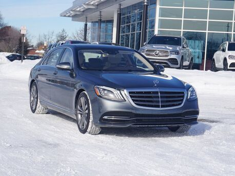 2018_Mercedes-Benz_S_560 4MATIC® Sedan_  Novi MI