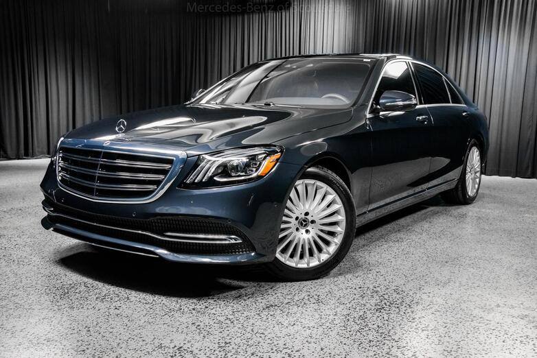 2018 Mercedes-Benz S 560 Sedan Peoria AZ
