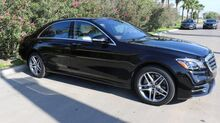 2018_Mercedes-Benz_S_560 Sedan_ San Juan TX