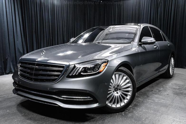 2018 Mercedes-Benz S 560 Sedan Scottsdale AZ