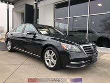 2018_Mercedes-Benz_S-Class_450 4MATIC®_ Marion IL