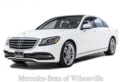 2018_Mercedes-Benz_S-Class_560 Sedan_ Portland OR
