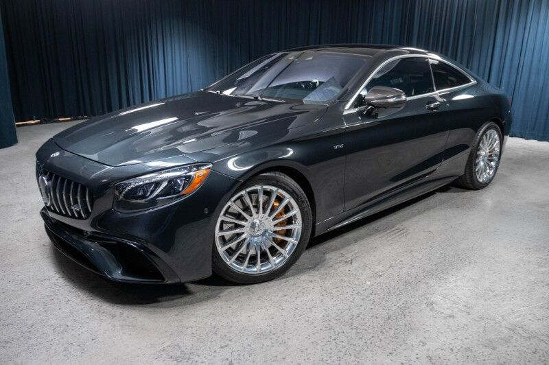 2018 Mercedes-Benz S-Class AMG S 65 Coupe Scottsdale AZ