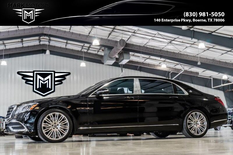 2018_Mercedes-Benz_S-Class_Maybach S 560_ Boerne TX