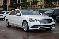 2018_Mercedes-Benz_S-Class_Maybach S 560_ Coral Gables FL