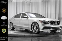 Mercedes-Benz S-Class Maybach S 560 2018