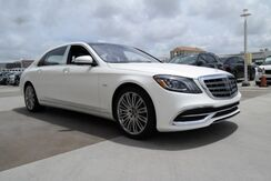2018_Mercedes-Benz_S-Class_Maybach S 650_ Coral Gables FL