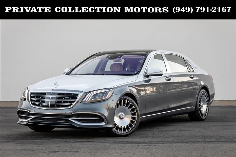 2018_Mercedes-Benz_S-Class_Maybach S 650_ Costa Mesa CA