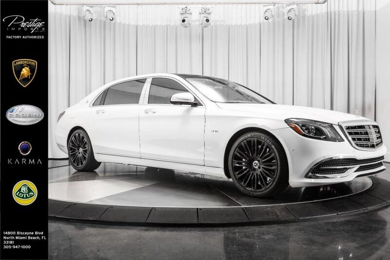 2018_Mercedes-Benz_S-Class_Maybach S 650_ North Miami Beach FL