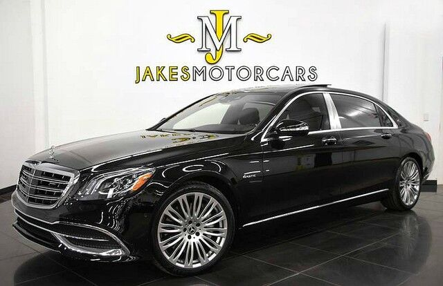 2018 Mercedes-Benz S-Class Maybach S560 4Matic ($170,095 MSRP) **ONLY 1500 MILES** San Diego CA