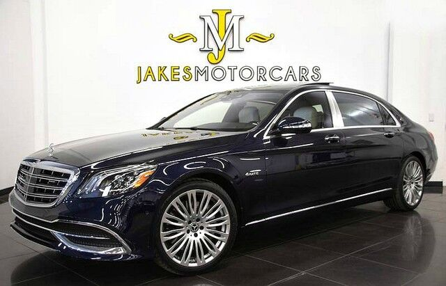 2018 Mercedes-Benz S-Class Maybach S560 4Matic ($170,095 MSRP) **ONLY 294 MILES** San Diego CA