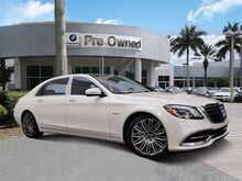 2018_Mercedes-Benz_S-Class_Maybach S560_ Coconut Creek FL