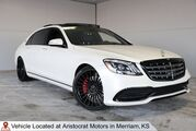 2018 Mercedes-Benz S-Class Maybach S560 Merriam KS