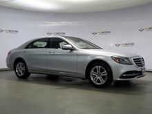 2018_Mercedes-Benz_S-Class_S 450 Digital Custer,Nav,Pano,360 Cam,Keyless Go_ Houston TX