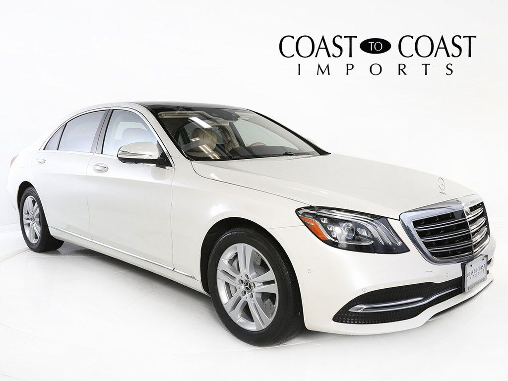 2018 Mercedes-Benz S-Class S 450 Indianapolis IN
