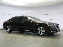 2018_Mercedes-Benz_S-Class_S 450_ Houston TX