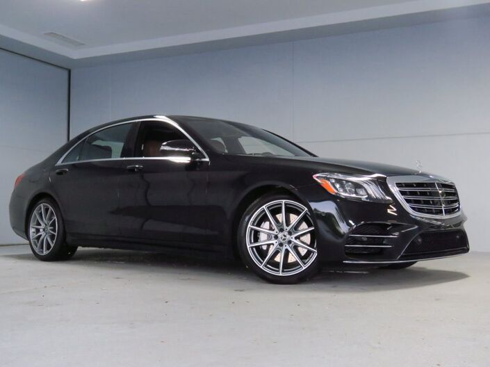 2018 Mercedes-Benz S-Class S 450 Merriam KS