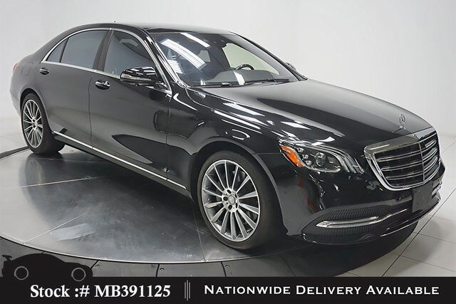 2018 Mercedes-Benz S-Class S 450 NAV,CAM,PANO,PARK ASST,BLIND SPOT,LED LIGHTS Plano TX