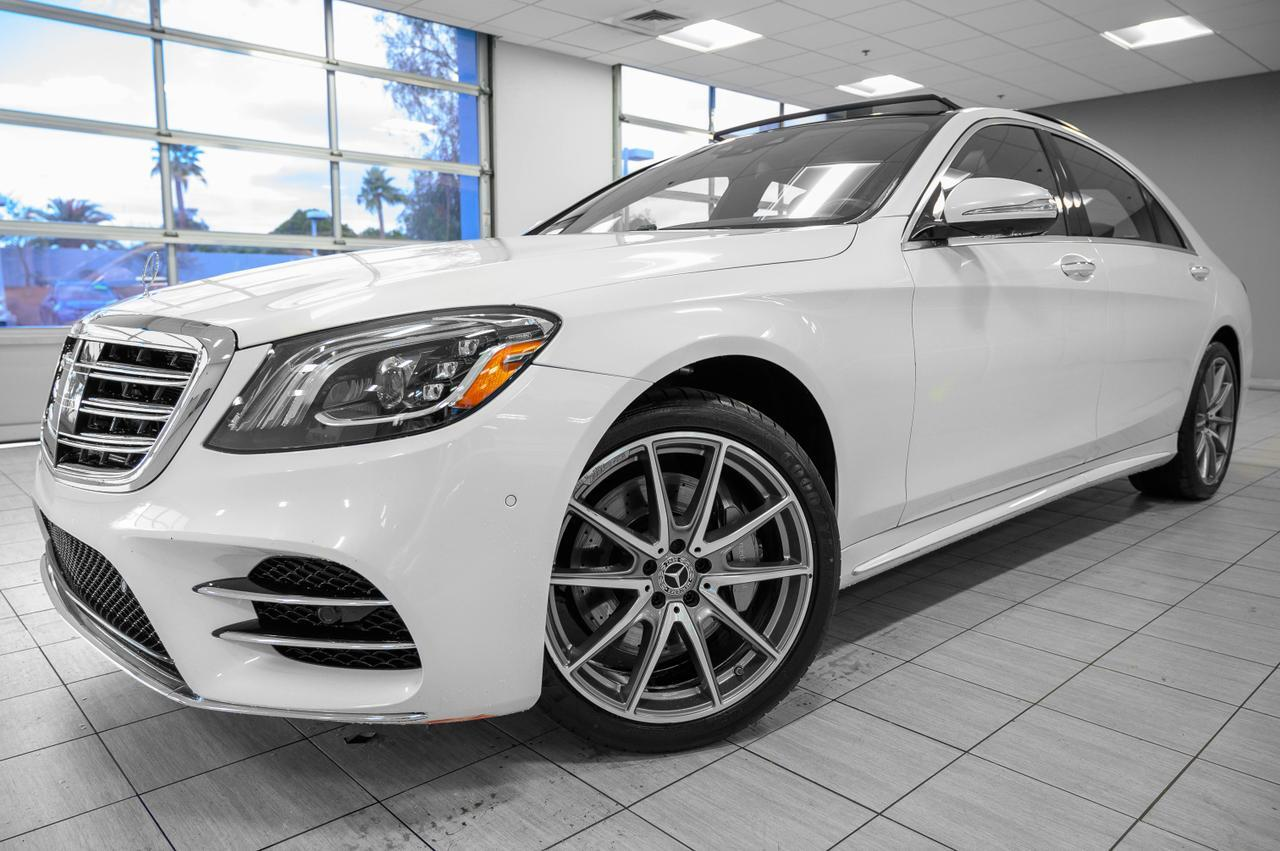 2018 Mercedes-Benz S-Class S 450 Sedan Peoria AZ