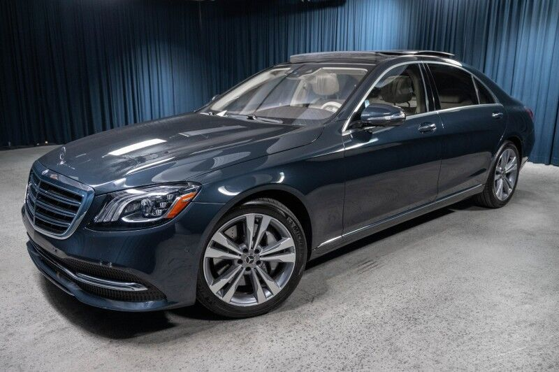 2018 Mercedes-Benz S-Class S 450 Sedan Scottsdale AZ