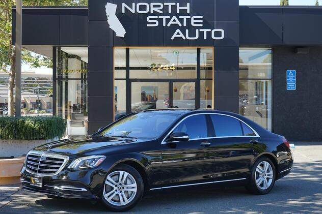 2018_Mercedes-Benz_S-Class_S 450_ Walnut Creek CA