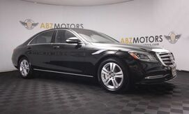 2018_Mercedes-Benz_S-Class_S 450 Warmth&Comfort Pkg,Distronic,360Cam,Nav_ Houston TX
