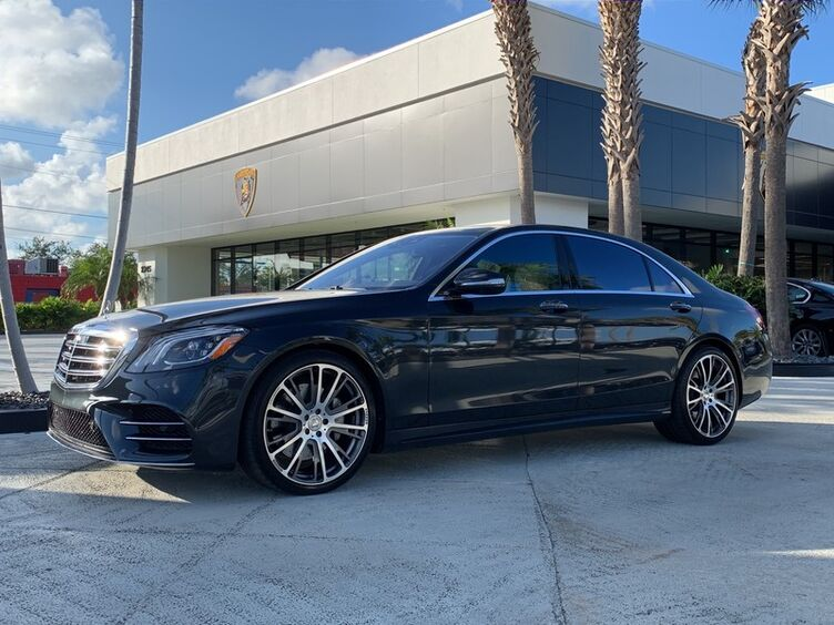 2018_Mercedes-Benz_S-Class_S 450_ Palm Beach FL