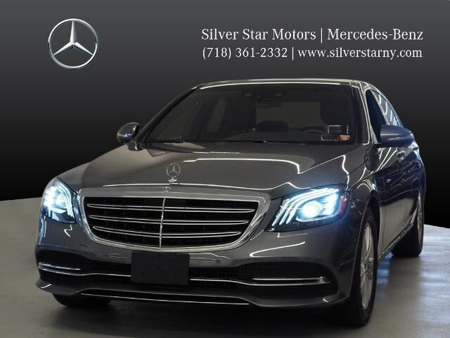 2018 Mercedes-Benz S-Class S 450 4MATIC® Long Island City NY