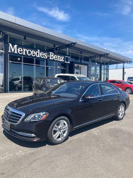 2018 Mercedes-Benz S-Class S 4504MATIC® Yakima WA