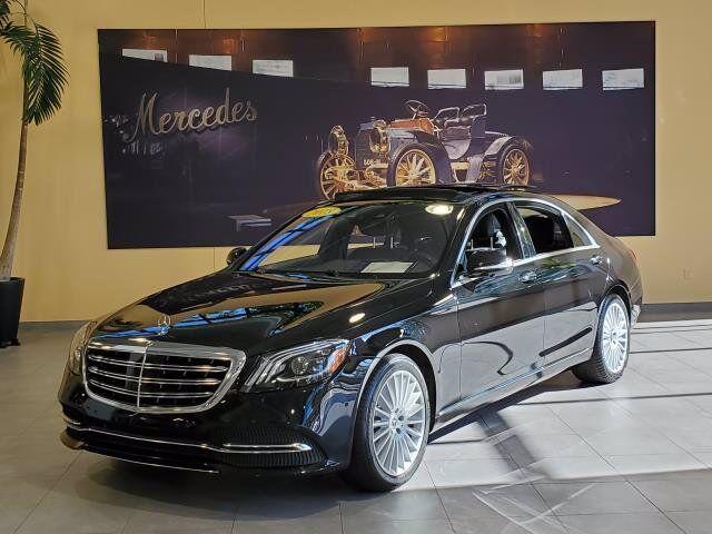 2018 Mercedes-Benz S-Class S 560 4MATIC® Sedan Morristown NJ