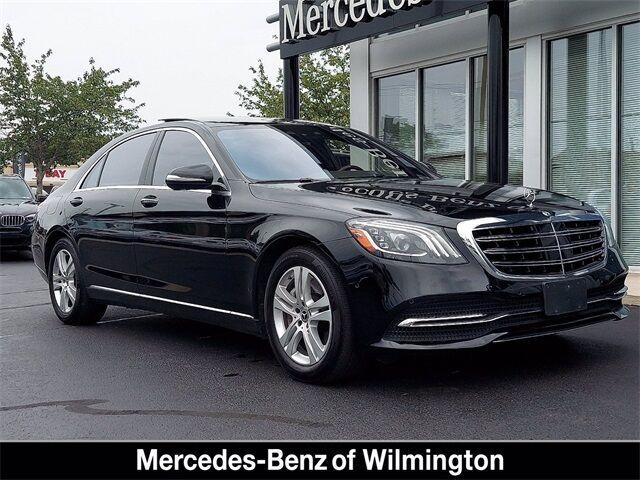 2018 Mercedes-Benz S-Class S 560 4MATIC® Sedan Wilmington DE