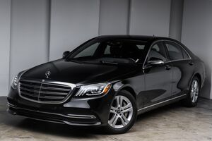 2018_Mercedes-Benz_S-Class_S 560_ Akron OH
