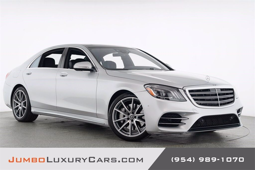 2018 Mercedes-Benz S-Class S 560 Hollywood FL