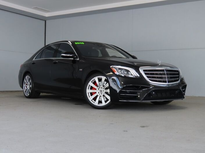 2018 Mercedes-Benz S-Class S 560 Kansas City KS