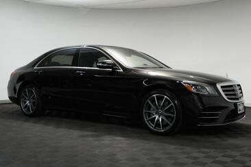 2018_Mercedes-Benz_S-Class_S 560 Pano,Digital Cluster,AMG Line,360 Camera_ Houston TX