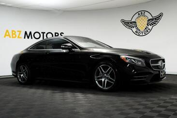 2018_Mercedes-Benz_S-Class_S 560 Sport,Designo Interior,360Camera,Distronic,Blind Spot_ Houston TX
