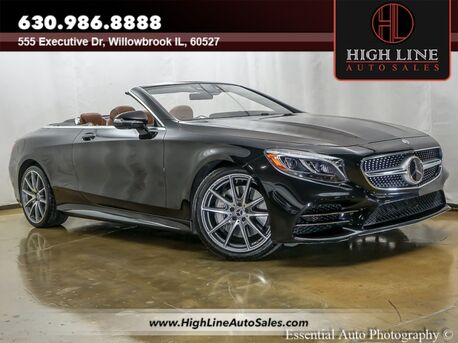 2018_Mercedes-Benz_S-Class_S 560_ Willowbrook IL