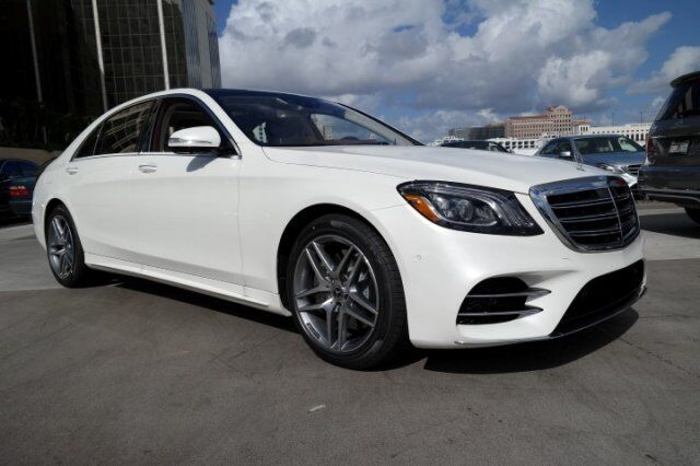 2018 mercedes benz s class s 560 coral gables fl 21528157 for Mercedes benz coral gables fl